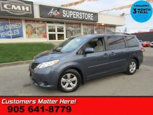 2014 Toyota Sienna LE  CAM PWR-SLIDERS HS BT 8-PASS REAR-AC HOME