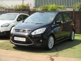 2013 Ford Grand C-Max 1.6 TDCi Titanium 5dr (7 Seats)