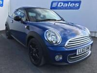 2013 Mini Coupe 1.6 Cooper 3dr 3 door Coupe