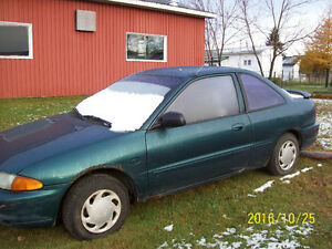 1995 Dodge Colt Berline négociable!!!!!