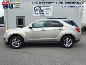 2014 Chevrolet Equinox LT   - Low Mileage