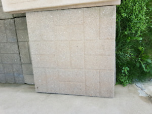 Concrete slabs 24x24 and 30x24
