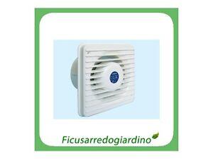 Aspiratore elettrico centrifugo per bagni chiusi e locali - Aspiratore centrifugo bagno ...