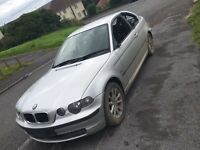 BMW compact breaking