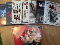 Saw 1-7 DVD