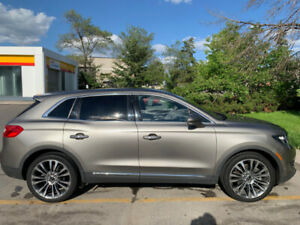 2017 Lincoln MKX Reserve SUV, Crossover (2.7L with 3 Packages)
