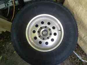 """Ford F250 18"""" wheels"""