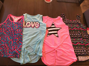 BRAND NEW...Size 14 girls tank tops