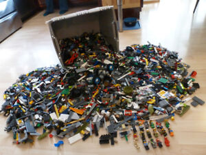 Lego en vrac, 20 livres - Bulk Lego, 20 pounds