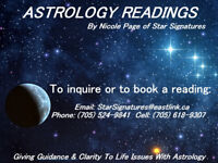 ASTROLOGY READINGS AND FORECASTS