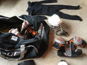 Bauer Hockey Kit
