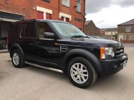 Land Rover Discovery 3 2.7TD V6 auto 2008 XS