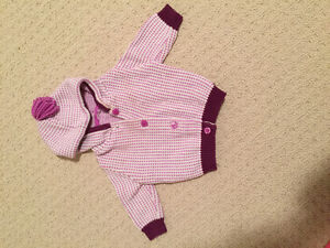 Baby girl sweater,outwear,pant