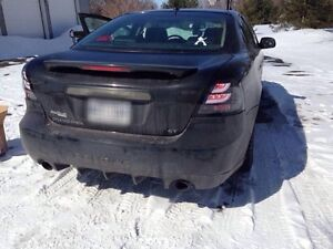 2007 Grand Prix GT Supercharged Special Edition (rare) $3500 West Island Greater Montréal image 3