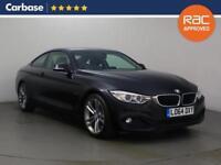 2014 BMW 4 SERIES 420d Sport 2dr Auto