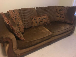 Three seater sofa / couch