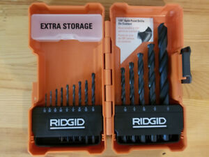 Drill bits - new and unused