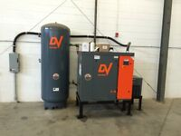 DV Systems Rotary Compressor