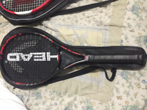 Head Spark tennis racquet