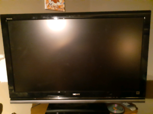 "50"" sony bravia with remote"