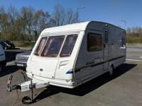 STERLING EUROPA 490/4 4 BERTH FIXED BED TAKE-AWAY PRICE £3995