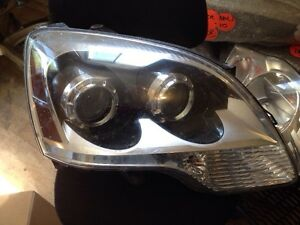 GMC acadia phare headlamp headlight lamp light lumière