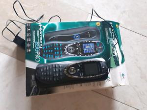 Logitech Harmony 890 Pro Universal Remote RF