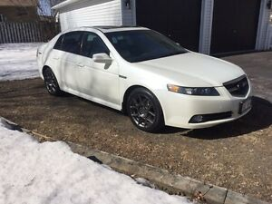 2008 Acura TL type s 6 speed. Price drop