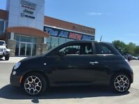 2013 Fiat 500 Sport   - Accident Free