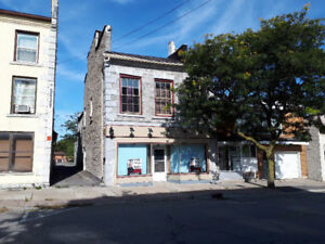 Commercial office space in downtown Napanee