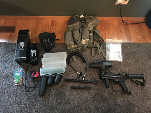 Paintball Gear
