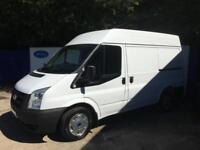 2010 Ford Transit 2.2TDCi Duratorq ( 85PS ) 280 ( Med Roof ) SWB Van
