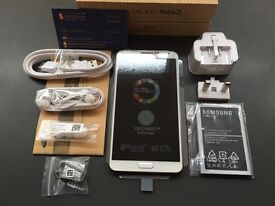 Brand new unlocked sim free Samsung Galaxy Note 3 sealed box with full new accessories
