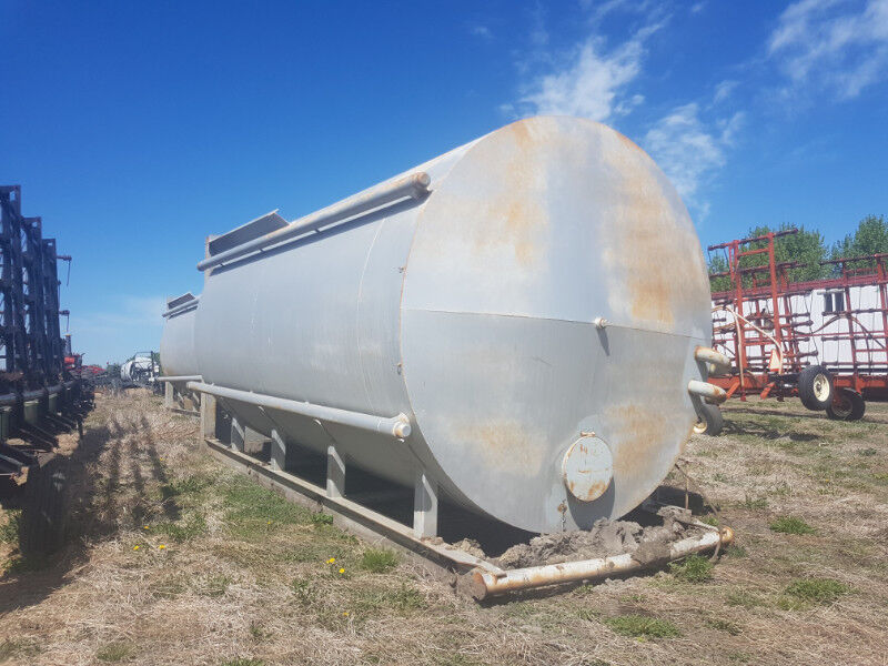 400 Barrel Tanks and Various Oilfield Tanks | Other Business