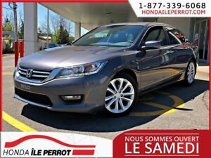 Honda Accord Sedan 4dr I4 CVT Touring NAVI 2014
