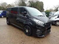 Ford Transit Custom 320 Ltd DCIV Auto L2 H1 GRAPHITE £27995 + VAT