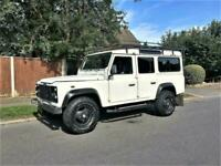 2004 Land Rover Defender 110 2.5 TD5 4X4 5dr LHD + LEFT HAND DRIVE + 7 SEATER