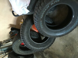Tires great condition 350.00 or best offer