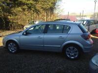 Vauxhall/Opel Astra 1.8i 16v ( 140ps ) auto 2007.5MY Design