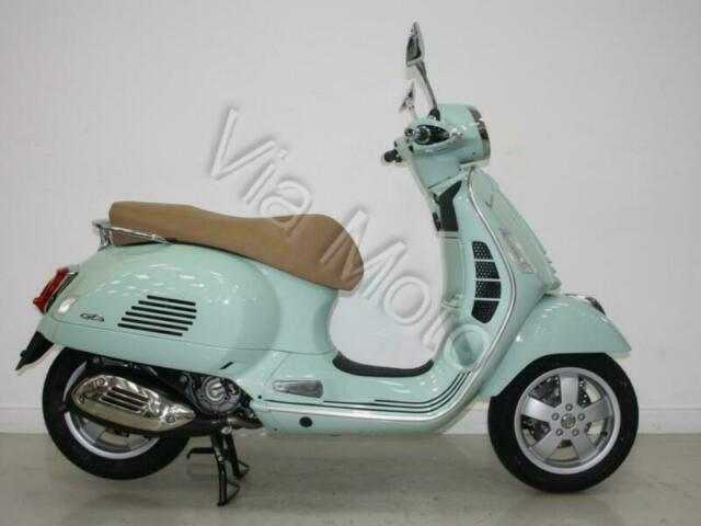 VESPA GTS 300 HPE (19MY) - Rare Colour | in Sheffield, South Yorkshire |  Gumtree