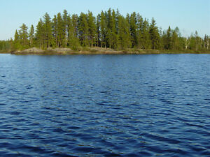 recreation land lake front northern Ontario
