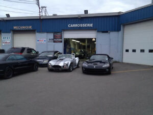 COLLISION REPAIR & AUTOMOTIVE RESTORATION
