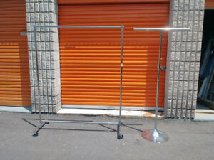 Pair of Clothing Racks + Free Delivery