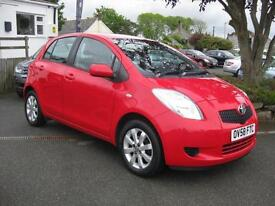 2008/58 Toyota Yaris 1.3 VVT-i TR 5 door, 1 family owned from new!!!