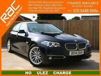 2014 BMW 5 Series 520d Luxury Saloon Diesel Manual