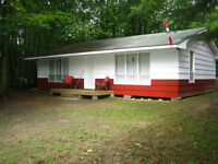 Irish Lake cottage rental