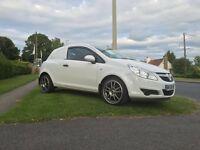 Vauxhall Corsa Van 1.3 cdti