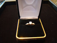 .36 ctw Diamond 14k Gold Engagement Ring **SALE NOW ONLY $320**