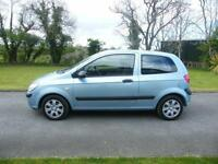 2006 HYUNDAI Getz 1.1 GSi ## VERY LOW MILES ##