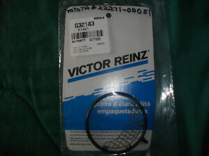 Toyota intake & throttle body gasket for Corolla, Matrix/Vibe